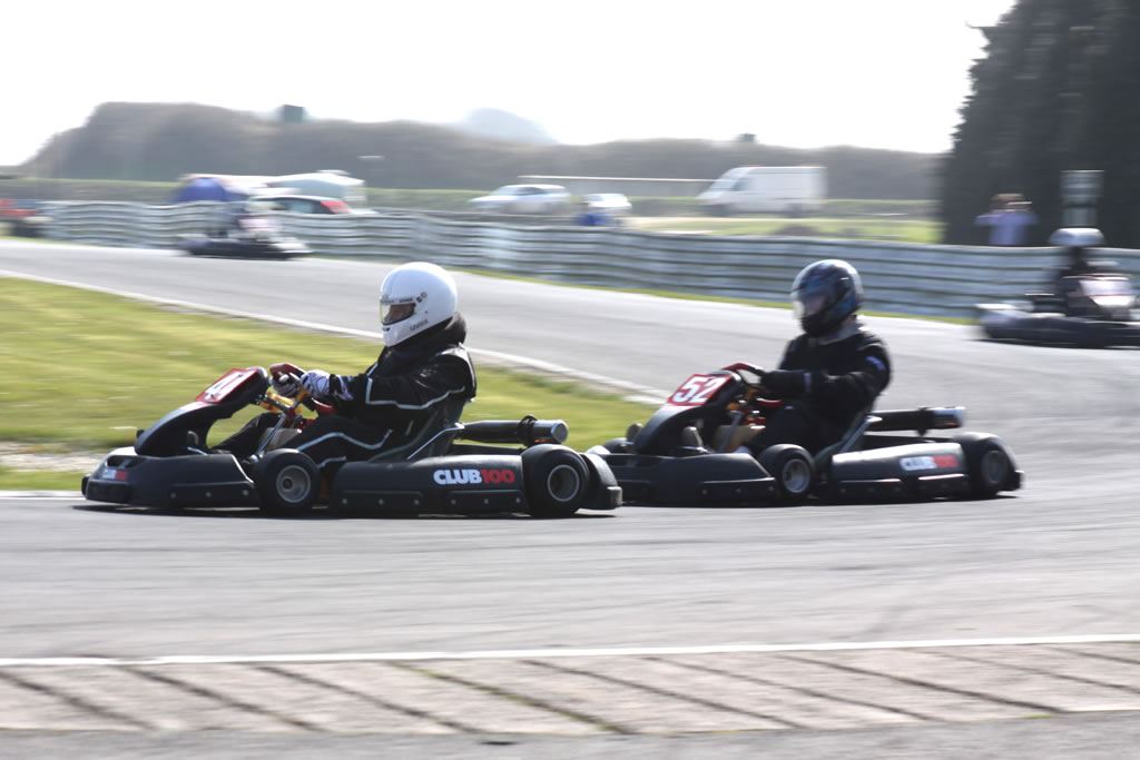Clay Pigeon Karting >> Clay Pigeon Raceway - Track Review and Circuit Guide | Kart365