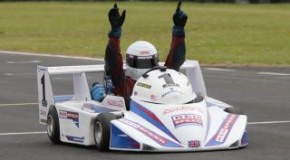 Formula 250 National, Bishopscourt: Platt adds 0 to 1
